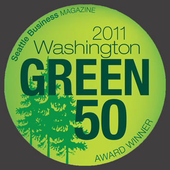 Seattle Business Top 50 Green Companies