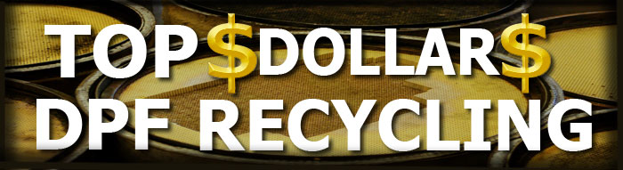 Top Dollar DPF DOC Recycling