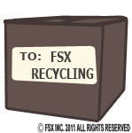 ship your filter to fsx recycling